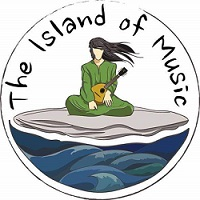 The Island of Music - Logo